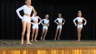 """A Billion Hits"" Beginner Acro Dance Video"