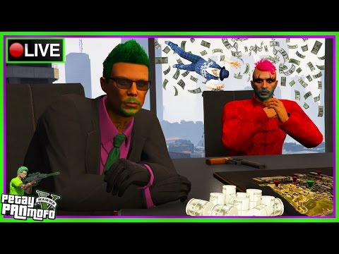 GTA Online Freeroam CEO Stuff, My New Race and All Trading Places (Finance n Felony DLC)