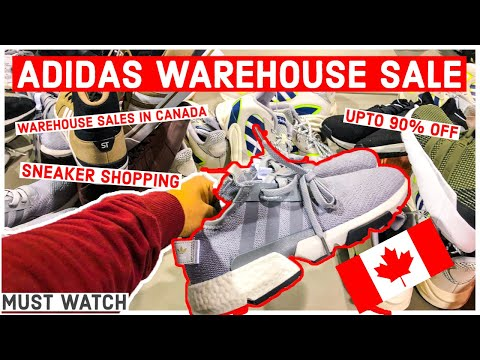 WAREHOUSE SALES IN CANADA | ADIDAS SALE