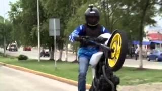 Wheely biker moto PPCDSALVC