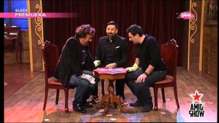 Ami G Show S07 - Maca, Andrija i Ognjen - lupanje samara