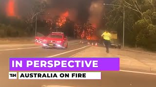 In Perspective: Australia on Fire