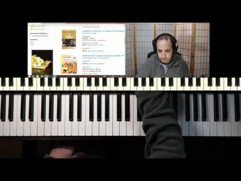 Piano Lesson Books That I Recommend - Livestream Clip from Sunday 4/24