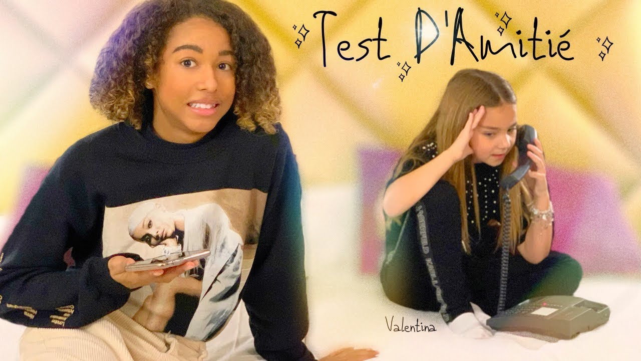 Download Test d'amitié entre Dyva | w/Valentina