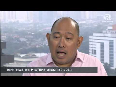 WHY DID PH JOIN CHINA'S DEVELOPMENT BANK?