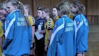 полуфинал первенство  РФ Краснодар 1  Волгоград девушки 2004 г.р.