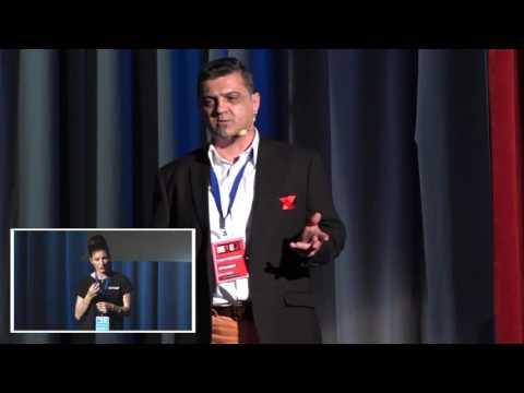 Βelieve in my life for art | Alexandros Dimitriadis | TEDxUniversityofIoannina