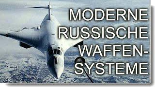 Krieg mit Russland? Das könnte die NATO erwarten - Moderne russische Waffensysteme