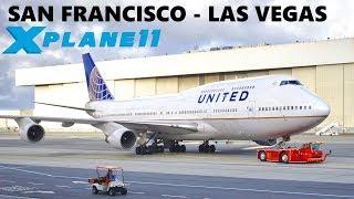 X Plane 11 Ssg Boeing 747 8 Okbk ✈ Omdb Full Flight From