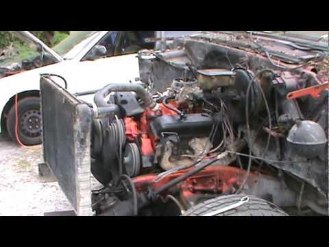 350 4 bolt main 3970010 Firing Shot