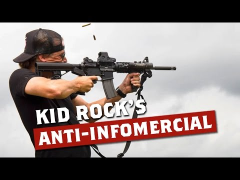Kid Rock's Anti-Infomerical for the American Badass Grill