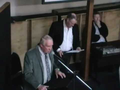 Larry Mitchell, Finance & Policy Analyst, speaks on Council Debt - Whangarei 5th September 2012.