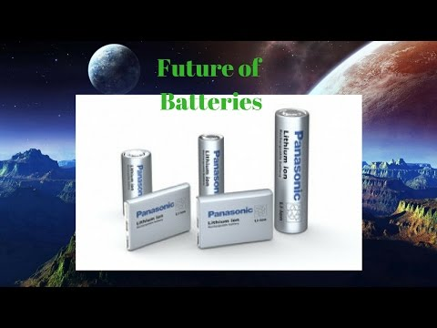 Future Of Batteries and Story of lithium Batteries