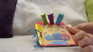 Гадкий я. Миньйоны.Сказка наночь. Сонные котята. Книга для детей своими руками