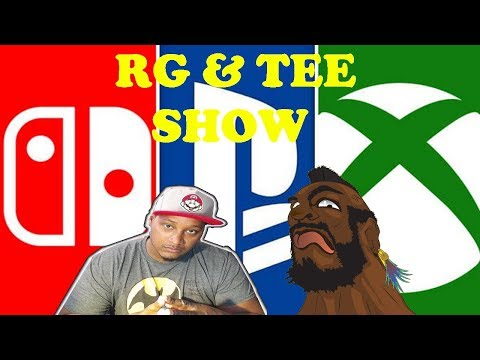 RG & TEE SHOW: PS5: NINTENDO SWITCH PORTS AND 2018 DISCUSSION & SEGA LOL