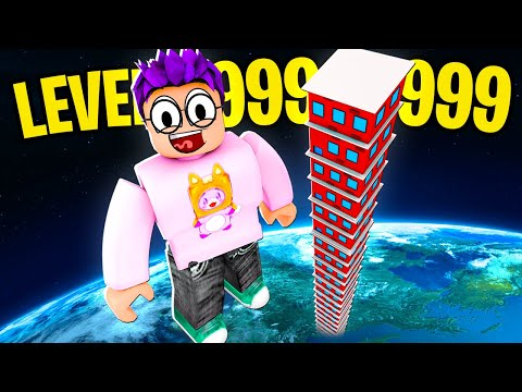 Can We Build A MAX LEVEL TOWER In ROBLOX TOWER TYCOON?! (ALL FLOORS UNLOCKED!)