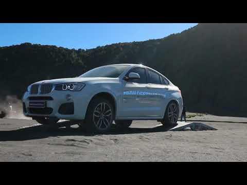 Menguji BMW X3 di Lautan Pasir Gunung Bromo