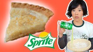 SPRITE Pie  TikTok Recipe Test