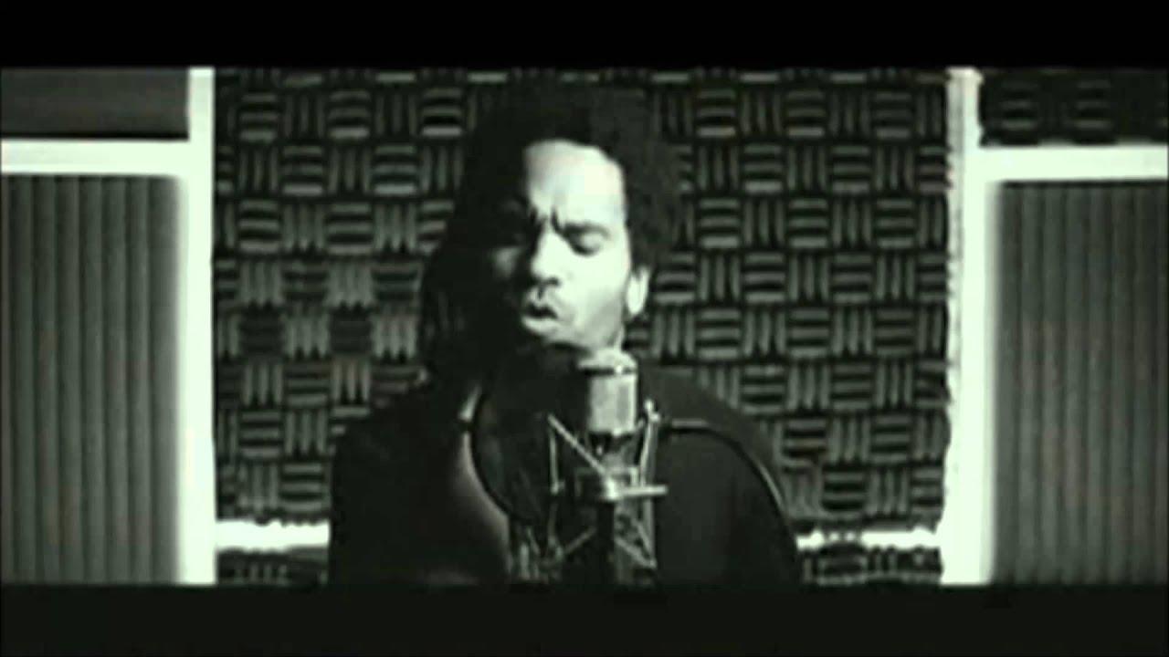 Lenny Kravitz I'll be waiting - YouTube