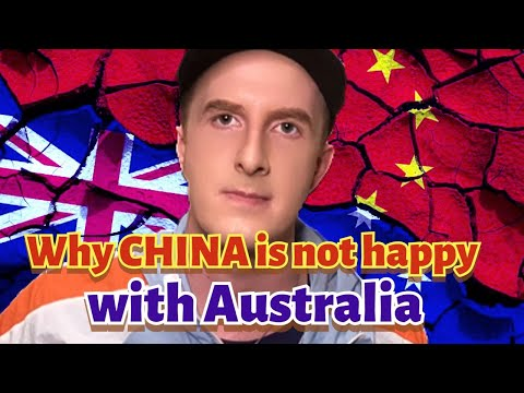 Want to know why CHINA isn't happy with AUSTRALIA? Here's a different angle...