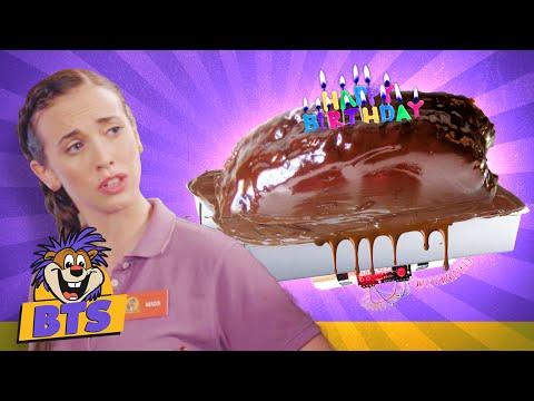 BIRTHDAY CAKE FAIL! (BTS)