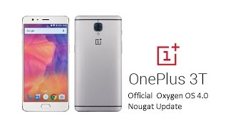 Install Oneplus 3T Official Nougat Update