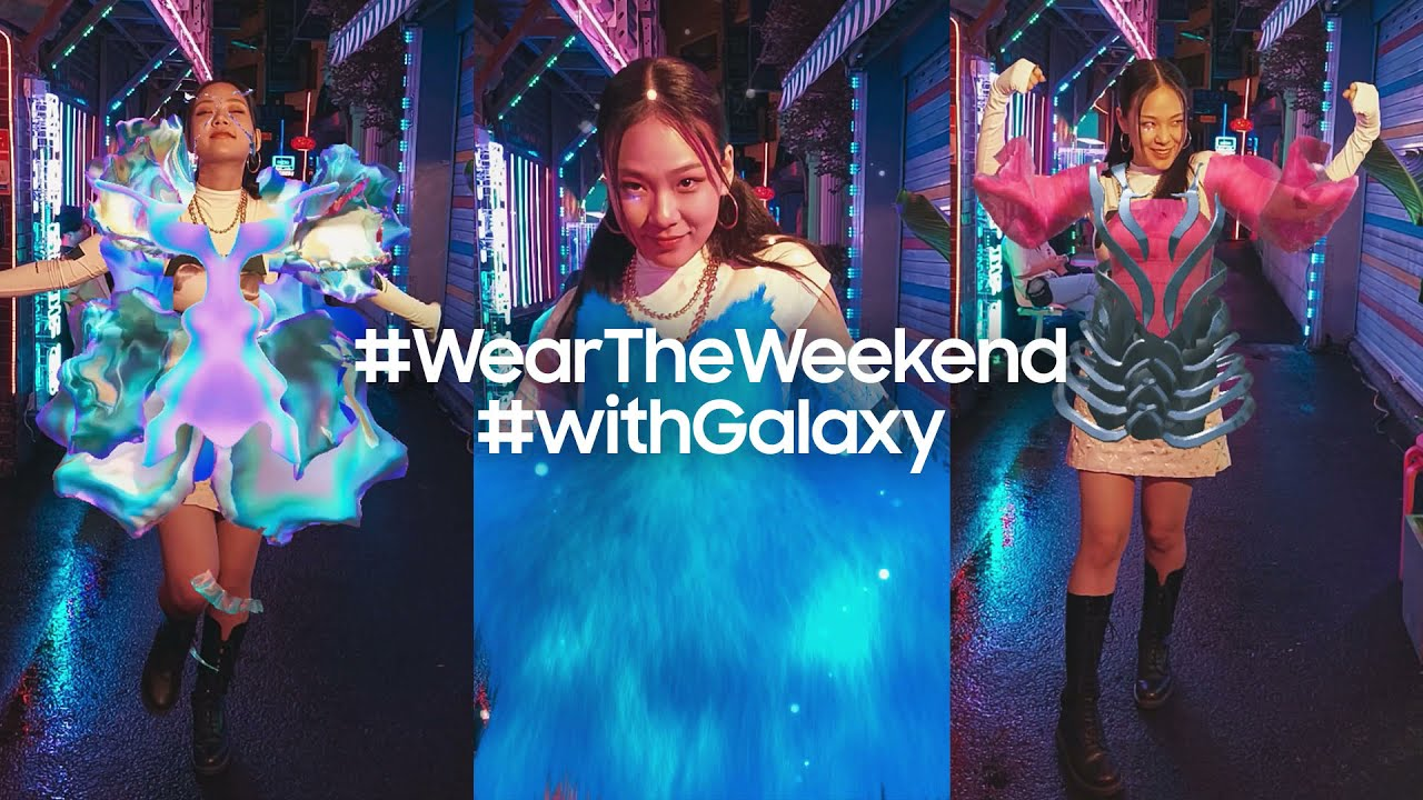 Galaxy A52s 5G Fun Mode - How to | Samsung Indonesia