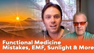 dr jack kruse functional medicine mistakes emf sunlight and your mitochondria podcast 135