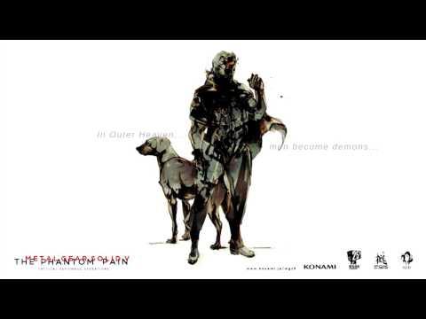 MGSV: TPP [OST] - The Man Who Sold The World - Midge Ure [With Lyrics]