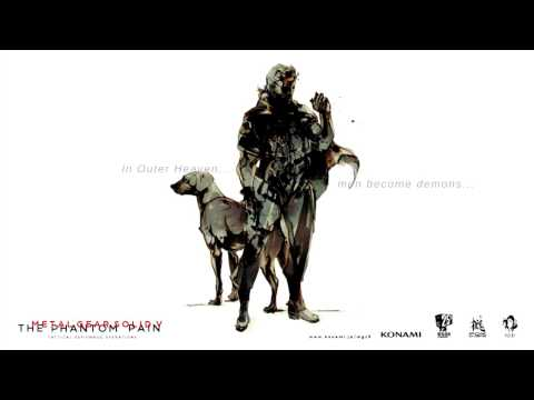 MGSV: TPP [OST] - The Man Who Sold The World - Midge Ure [With Lyrics]