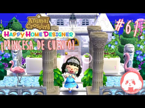 Animal Crossing Happy Home Designer 65 Reino De F Doovi