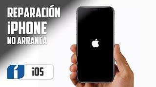 Mi iPhone no funciona, tiene manzana fija o no arranca ¿Cómo repararlo?