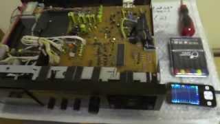 A&D カセットデッキ GX-Z5000 修理レポート