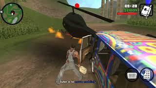 GTA San Andreas versión android (Misión 38)
