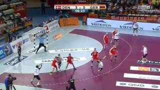 █▬█ Denmark - Germany (First Half) 24th Men