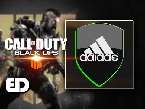 Black Ops 4 ADIDAS Emblem