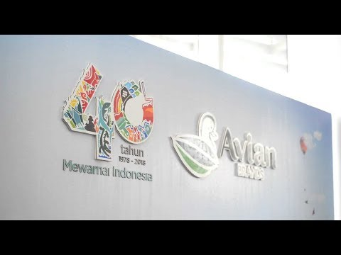 Avian Brands 40th Anniversary