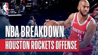 NBA Breakdown - Houston Rockets Offense