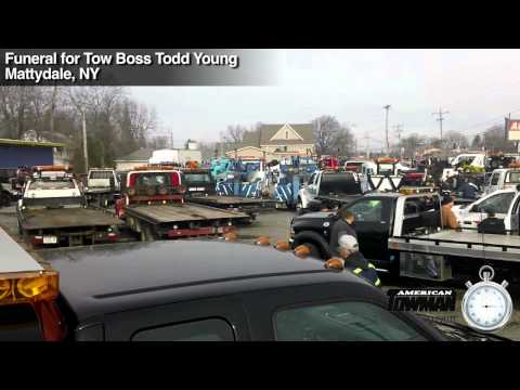 Tow Boss Todd Young Memorialized in New York