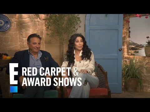 "Cher & Andy Garcia Talk Working Together on ""Mamma Mia 2"" 