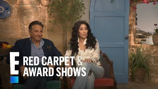 Cher & Andy Garcia Talk Working Together on