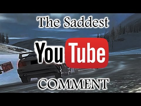 The Saddest YouTube COMMENT that Broke Everyone's heart