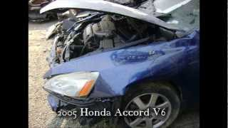 2005 Honda Accord parts AUTO WRECKERS RECYCLERS anhdonline.com Acura used