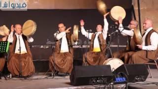بالفيديو : ابداع الفرقة الجزائرية بمهرجان سماع