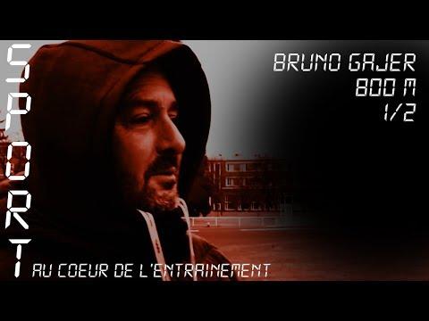 SPORT, AU COEUR DE L'ENTRAÎNEMENT - Bruno Gajer, demi fond à l'INSEP  (1/2)