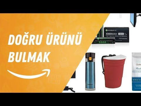 Amazon'da Nasıl Satış Yapılır? Doğru Ürünü Bulmak. Bölüm 1