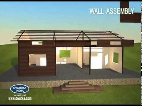 Pre Fabricated Home – Dwarka India