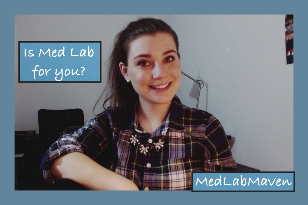 Is Becoming a Medical Laboratory Technologist For You? - YouTube