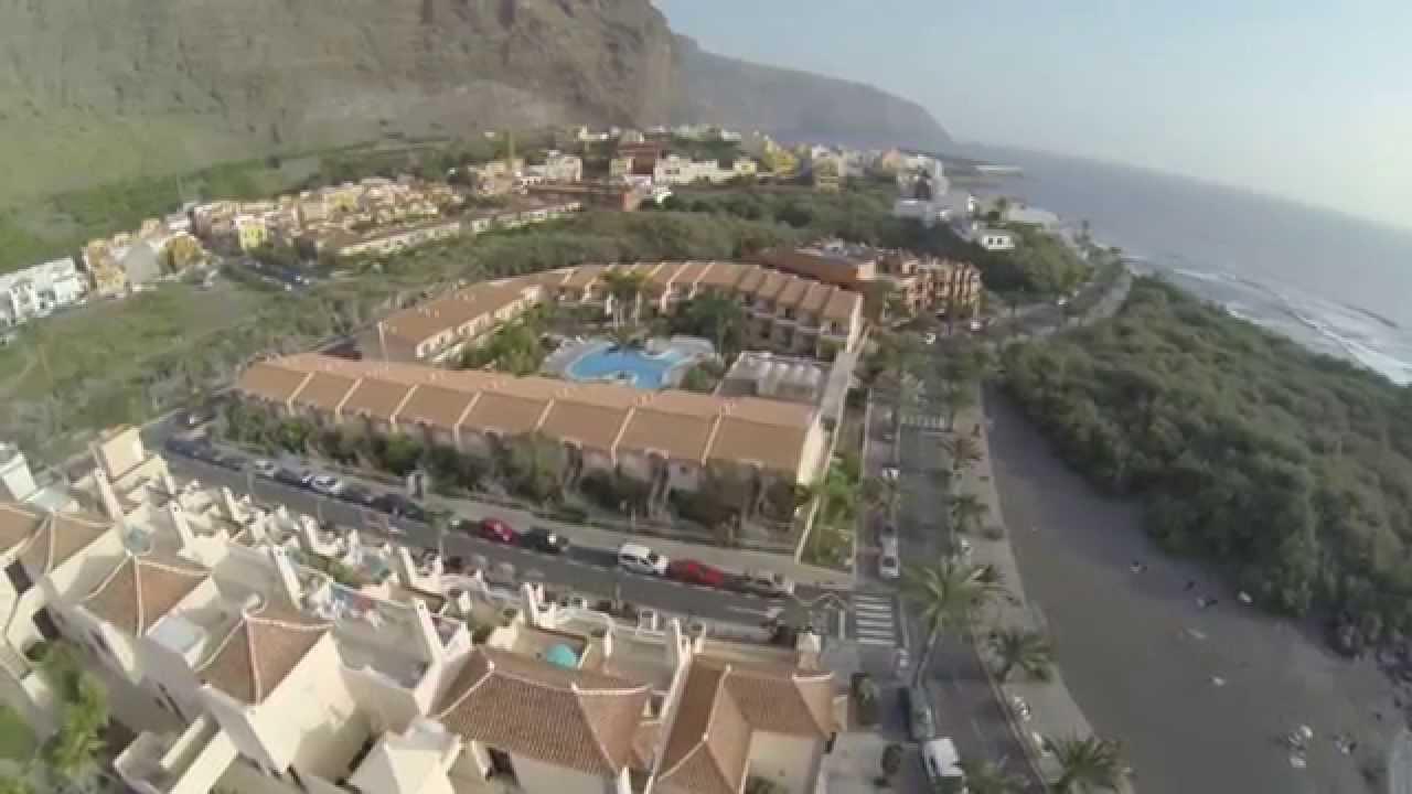 la gomera phantom gopro full hd valle gran rey hotel