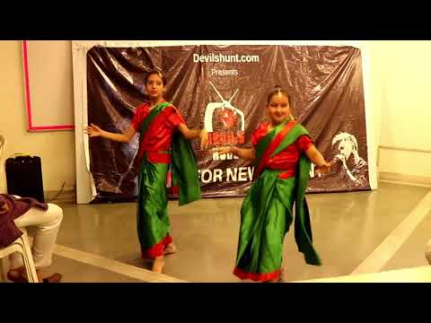 best duet dance performance by dilkirat and bhumi